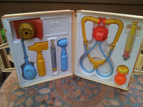 Vintage Medical Kit Vintageboxedblonde