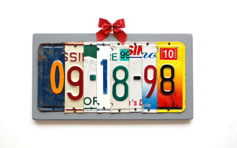 10th Anniversary Aluminum Gift 10th Anniversary Tin By
