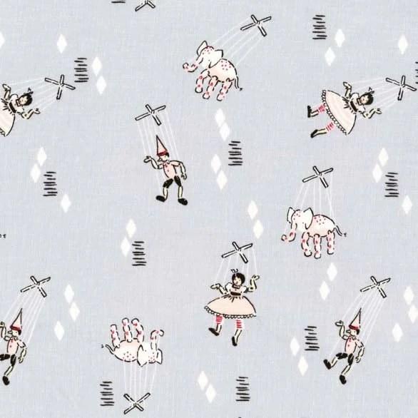 SALE Marionettes by Sarah Jane Michael Miller 1/2 Yard