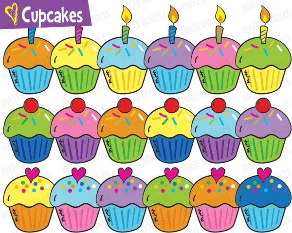 items similar cupcake clip art