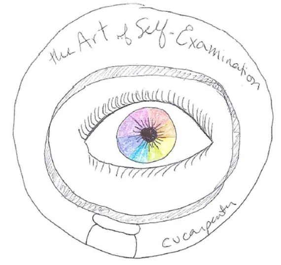 The Art of Self-Examination Workbook pdf creativity