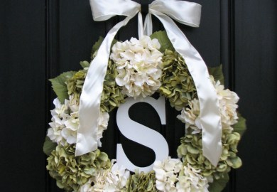 Summer Front Door Wreaths