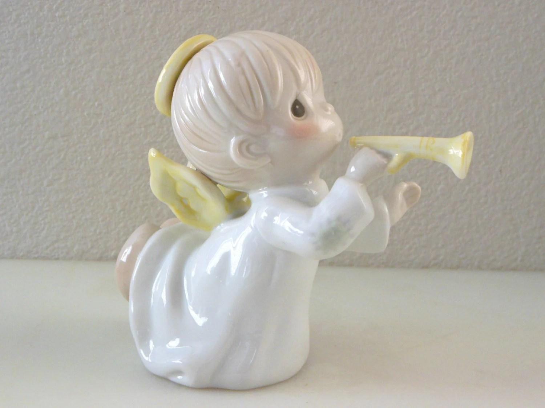 Christmas Topper Porcelain Tree Angel
