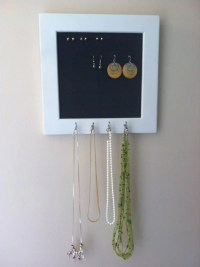 Post Earring Holder Jewelry Organizer