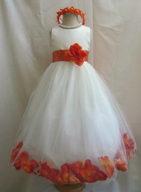 Image Result For Burnt Orange Dress Etsy