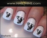 items similar elephant nail