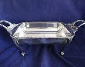 Vintage Silver Plate Serv...