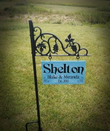 Personalized Yard Signs Christmas Ideas Garden