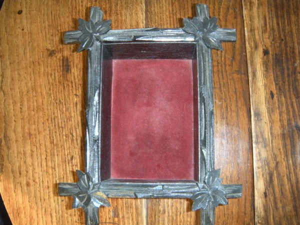 Antique Shadow Box Frame