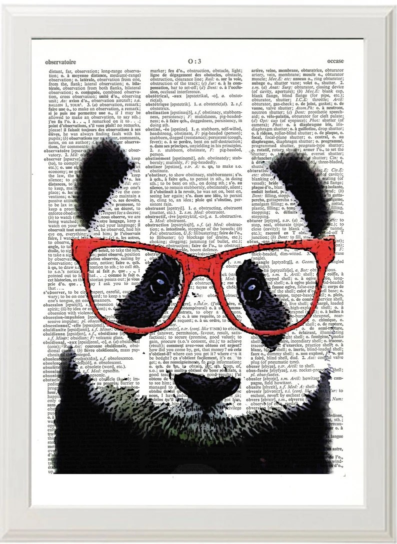 Popular items for panda poster on Etsy