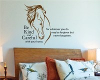 28+ [ Horse Wall Decal Horse Quote ] | horse wall decal ...