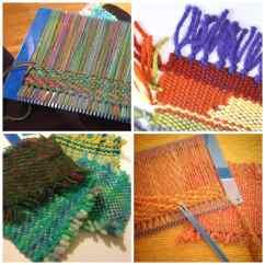 Diagram Of Weaving Loom Toro Gas Trimmer Parts Beginner Simple Learn To Weave Ocean Blue
