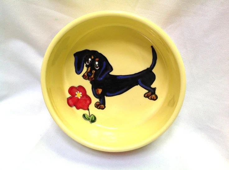 Dachshund/ Doxie  Items & Gifts (any dog breed) - PoochPottery1