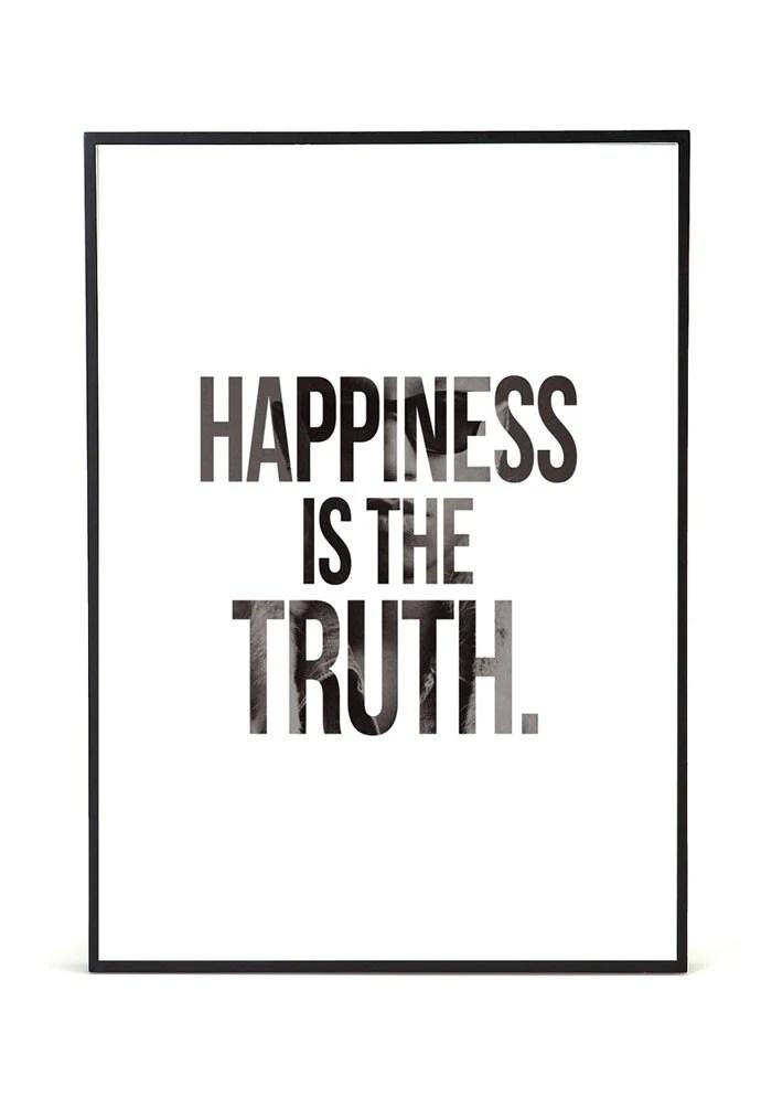 Pharrell Williams Hip Hop Typographic Quote Print A3