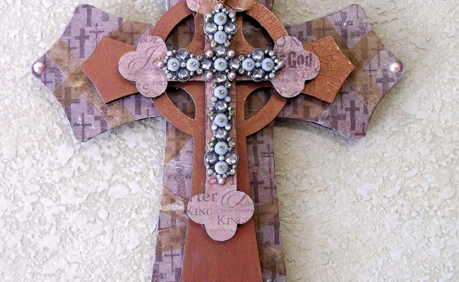 Home Decor Christian Crosses Wood Wall Art Wooden Cross