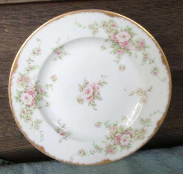 Haviland Antique Limoges Plate
