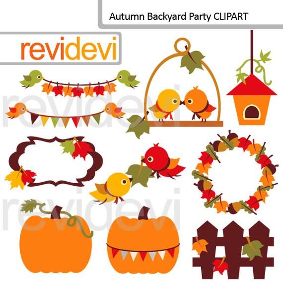 items similar fall clip art