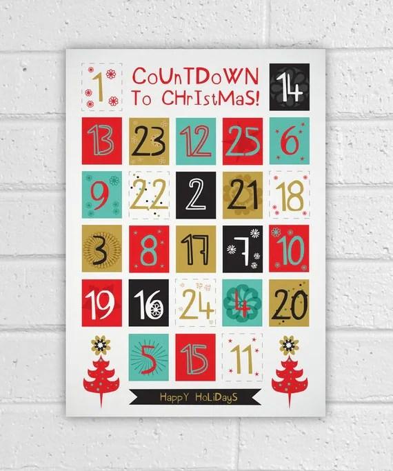 photo relating to Vacation Countdown Calendar Printable identified as Printable Trip Countdown Calendar Calendar Workplace of