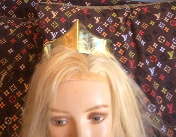 Disney Inspired Princess Ariel Little Mermaid Wedding Crown