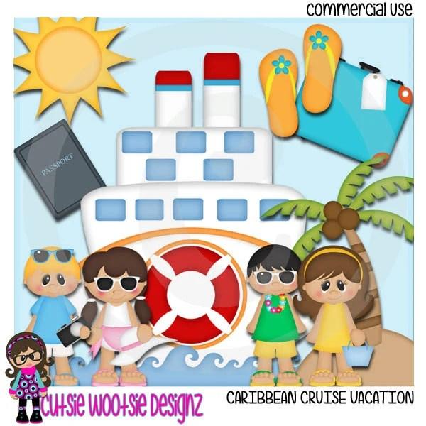 caribbean cruise vacation kids