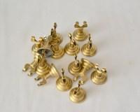 Gold Table Number Holder / Escort Card Holder