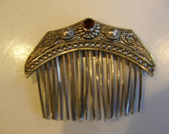 popular items for sterling silver hair on etsy