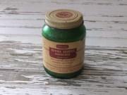 vintage hair tinting dye jar bottle