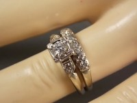 Final Payment SOLD on Layaway 1940s Diamond by