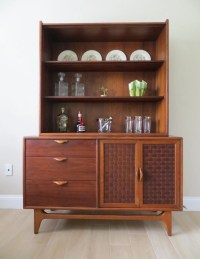 RESERVED-Mid Century Modern Perception Credenza Sideboard