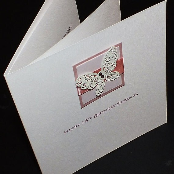 Luxury Boxed Birthday Card For Mum Daughter By
