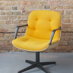 Mid Century Modern Desk Chair Yaheetech Fishing Reserved For Emily Steelcase Swivel