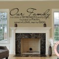 Christian family quotes our family family quote