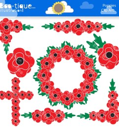 poppies digital clpart poppy clipart poppies clip art remembrance sunday clipart veterans day clipart poppy clip art poppies clipart [ 1200 x 1200 Pixel ]