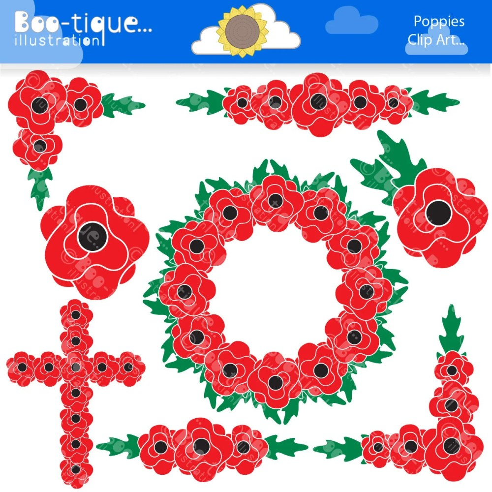 medium resolution of poppies digital clpart poppy clipart poppies clip art remembrance sunday clipart veterans day clipart poppy clip art poppies clipart