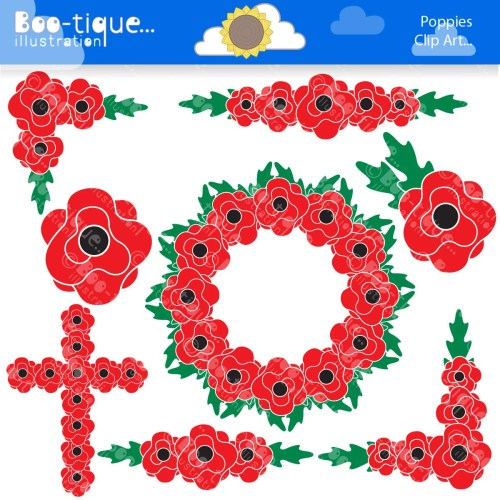 small resolution of poppies digital clpart poppy clipart poppies clip art remembrance sunday clipart veterans day clipart poppy clip art poppies clipart