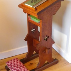 Church Chairs With Kneelers Floor Ikea Late Victorian Gothic Revival Oak Prie Dieu Or Prayer