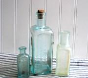 items similar 3 antique aqua