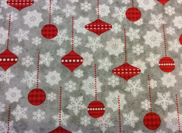 Holiday Frost by Henry Glass Fabric