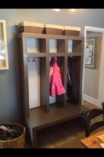 Items Similar To Mud Room Locker Unit Entry Way Locker