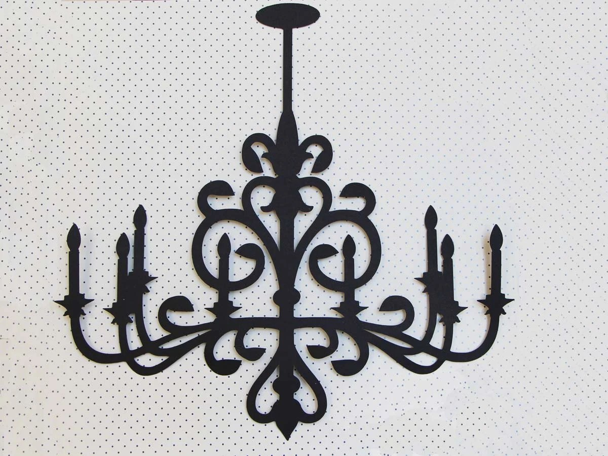 paper chandelier on Etsy, a global handmade and vintage