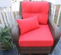 Outdoor Deep Seat Patio Chair Cushions