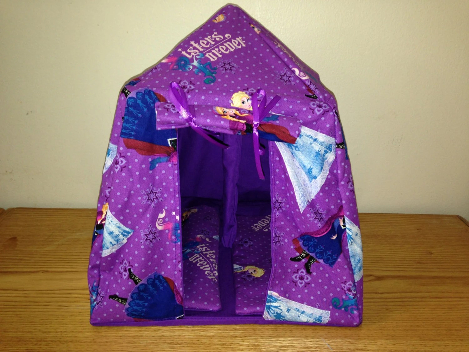 Barbie Doll Tent Etsy