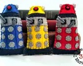Daleks Set of three - Dr ...