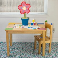 High Chair Splat Mat Linen Slipcover Tablecloth Mini Blue Paisleys