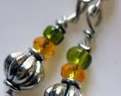 Pumpkin Spice Earrings...