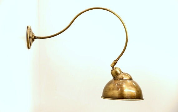 PARATO Wall sconce lamp light in industrial restoration style  edison