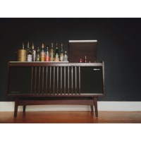 Stereo Cabinet To Bar | just b.CAUSE