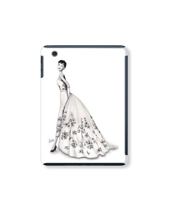 iPad case ipad mini ipad air fashion illustration fashion