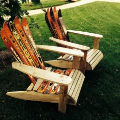 Most Comfortable Rocking Chair Adirondack Wood Chairs Cedar And Ski The
