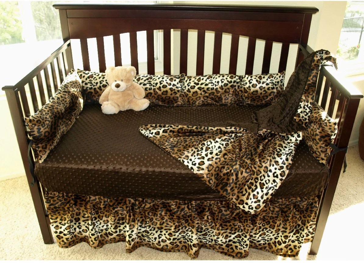 Animal Print Crib Bedding Animal Print Crib Bedding 28